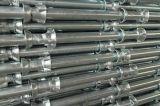 гальванизированная mm стальная ремонтина системы Cuplock лесов 48.3*3.2