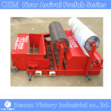 2015 Hot Sale Tile Making Machinery Semi Auto Control Ciment Roof Tile Machine