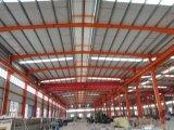 Gruppo di lavoro d'acciaio e magazzino di alto livello per le costruzioni d'acciaio