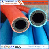 Tubo de goma de alta presión flexible del martillo de Gato del tubo del compresor de aire del manguito del agua del aire