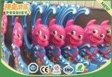 Hot-Selling Kiddie Rides Carrusel de juegos de recreo Equipos para la venta