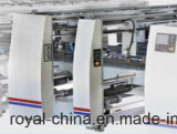 Máquina gemela automática llena de alta velocidad de Gluer de la carpeta del rectángulo con ISO9001