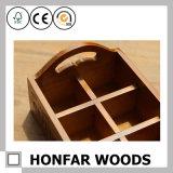 Festes Holz-Ablagekasten für Samll Zubehör