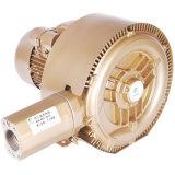 3 ventilateurs régénérateurs de phase pour le système de transport pneumatique