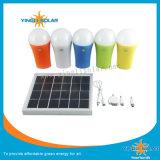 Luces solares con 3W LED, antorcha solar, linterna solar.