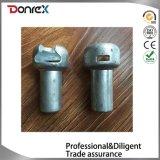 Штуцер изолятора полимера стальной с поверхностью покрытия цинка горячего DIP