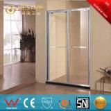2-Сползающ алюминиевую комнату ливня от Китая (BL-F3016)