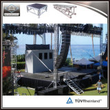 イベントのための卸し売りLED表示正方形のトラスアルミニウム