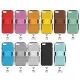 Preço de fábrica de Shs da caixa do telefone móvel do PC TPU de China para o iPhone 7