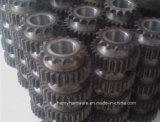 Roda dentada especial personalizada, roda dentada não padrão, roda dentada não padronizada