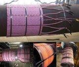 Calefatores cerâmicos flexíveis Cp60/Cp80 da almofada