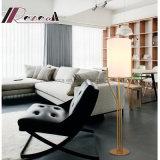 Lâmpada de assoalho creativa nova moderna do estilo chinês para o quarto