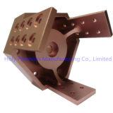 Анодируя робототехника качества алюминиевая для подвергая механической обработке частей частей