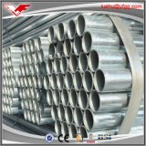 BS1387 lista Pre-Galvanizzata di prezzi del tubo di Gi del acciaio al carbonio del codice categoria B Q195
