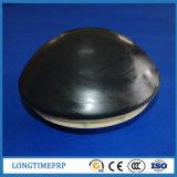 Aquakultur-Gummiluft-Diffuser- (Zerstäuber)kugelförmige Kronen-Wasserbehandlung-Lüftung
