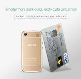 トップセラーの卸し売り6s小型人間の特徴をもつスマートな携帯電話の二重コアカードの電話
