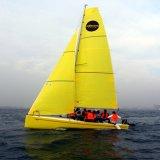 StandaardLaser Één van de laser de Zeilboot van de Glasvezel
