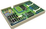 Grande campo da giuoco di combinazione dei trampolini di Kaiqi (KQ60152A)