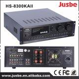HS8300kaii中国の工場より安い価格220V 2チャネルの電力増幅器