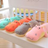 Плюш гиппопотама заполненного животного Toys игрушка малышей