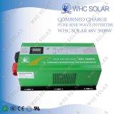 充電器48V 5000Wが付いている格子太陽電池インバーターを離れて