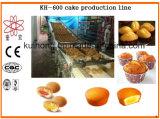 ケーキの工場のための機械を作るKh600自動ケーキ