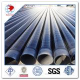 línea revestida tubo de 114.3m m API 5L X42 Psl1
