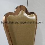 Нержавеющая сталь новой модели при кожа PU обедая стул