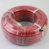 """3/8 """" X 100 FT-Gummiluftdruck-Schlauch mit Luft-Schlauch-Befestigung"""