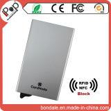 Alluminio RFID che ostruisce la carta di credito del blocchetto di caso