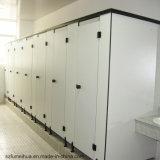 Sistemas comerciais de compartimento de WC comercial com trava indicada
