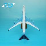 Giocattolo del modello di 1:200 dell'aeroplano B747-400f del carico della resina