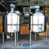 Serbatoio di raffreddamento mescolantesi del vino sanitario di Customed Fuit