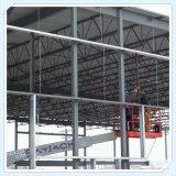 倉庫のための2016新式のプレハブの鉄骨フレーム