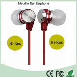 Hi-Res Stereo in Ear Fones de ouvido Hr500 Black White Red Option