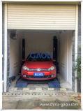 Gaoli elevación simple Tipo de equipo de coches Aparcamiento para el hogar / oficina privada