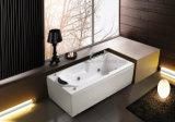 (K1242) Bañeras de acrílico libres/bañeras del torbellino del masaje