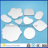 Specchio di alluminio più poco costoso della lastra di vetro di prezzi per la decorazione domestica