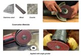 Hulpmiddelen van Arbasive van de Stootkussens van de Schijf van de vezel de Schurende