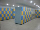 Moderne Art-Plastikgymnastik-Schließfach mit 4 Reihen (JS38-4)