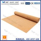 Liège antivibration de Jiangsu été à la base pour le plancher en bois (Cork20)
