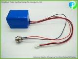 Qualität leichte Li-Ionbatterie-Sätze mit 18650 für E-Roller