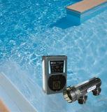 Apparecchio per clorare del raggruppamento dell'acqua salata dell'apparecchio per clorare del sale della piscina di Emaux