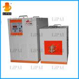 Máquina de calefacción de alta frecuencia de inducción para la soldadura y cubrir con bronce