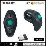 Souris sans fil ergonomique de la boule roulante à extrémité élevé 2.4G Fly Air pour l'androïde