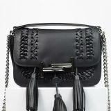 2017 sacchetti di spalla di cuoio reali dello stilista del sacchetto di mano della borsa di lusso di qualità superiore delle donne Emg4918