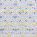 Tissu de trellis de mode tissée neuve colorée de jacquard et de ratière