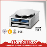 Machine simple de Crepe de gaz de plaque (HGC-1B)