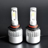 Linterna S2 9005 del coche de la alta calidad linterna del coche de 9006 MAZORCAS LED