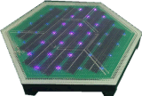 6W To pave Brick for Light Solar Intelligent Roadway